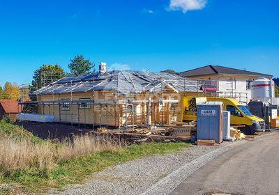 Holzhaus Canada 120 Villingen-Schwennigen, Bungalow, Baustoff Holz