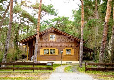 perfektes Grundstück - perfektes Blockhaus, seit 20 Jahren modern, Familie Fiege aus Rangsdorf
