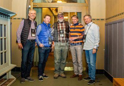 LeonWood auf der ILBA-Konferenz, Bad Wildbad, Schwarzwald, Blockhausbau, Fachtagung