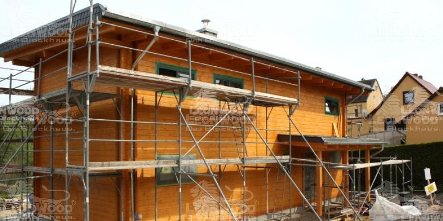 April Blockhaus Alpina One In Frankfurt Oder Leonwood