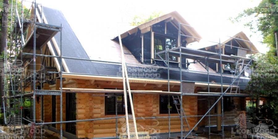juni blockhaus individual stlich von leipzig l onwood. Black Bedroom Furniture Sets. Home Design Ideas