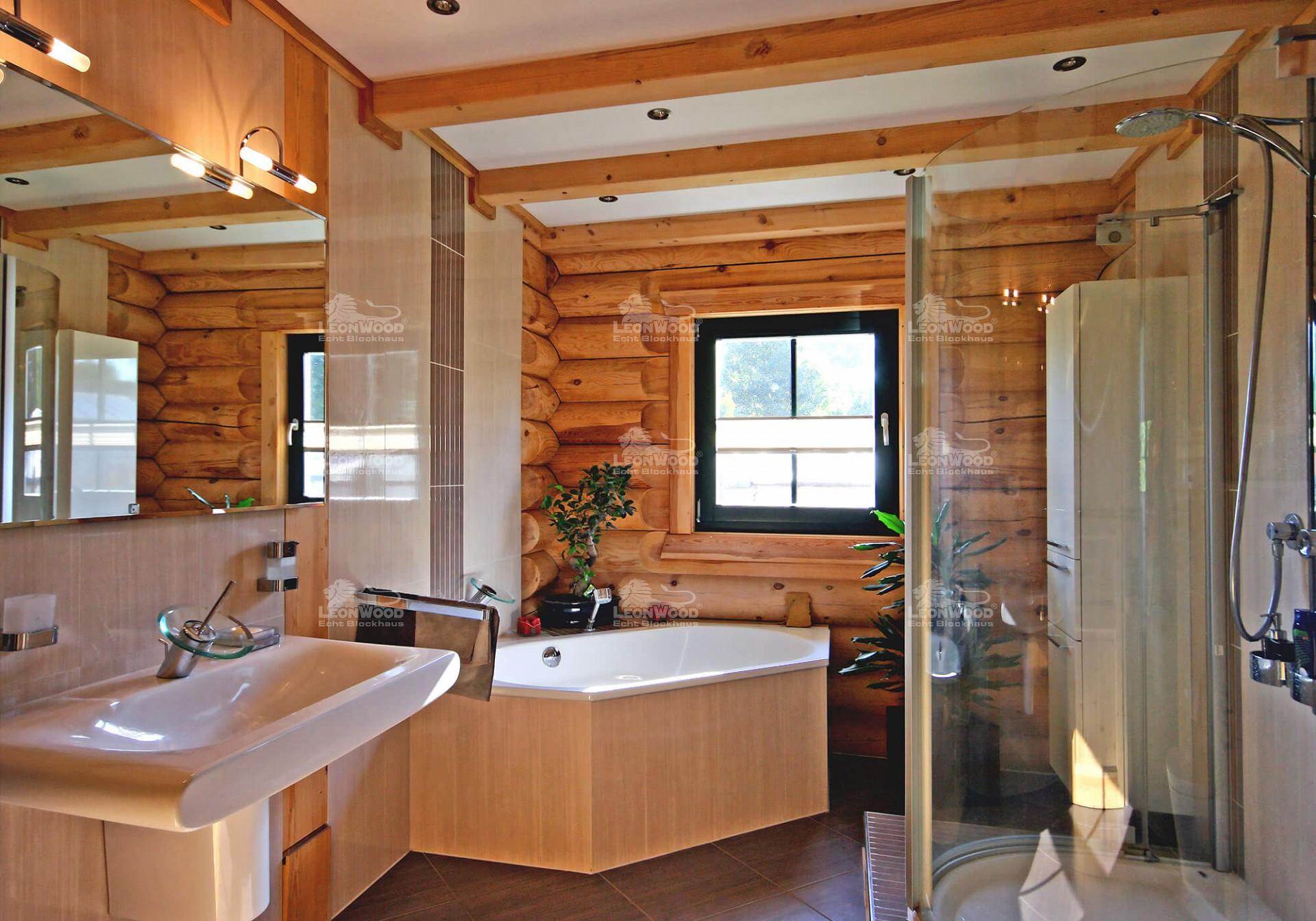 Blockhaus Alaska :: LéonWood