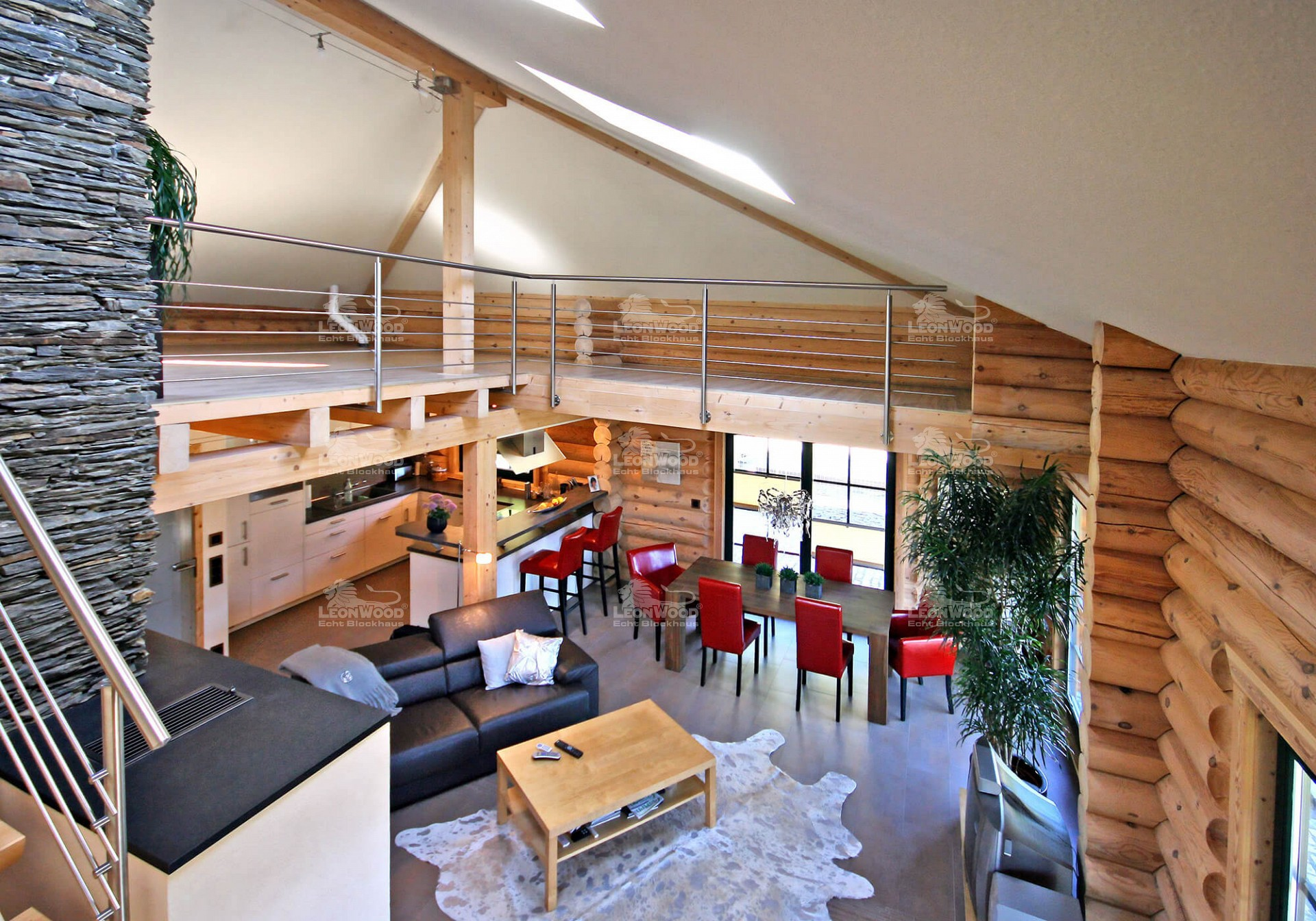 Alaska Haus Kaufen detailseite blockhaus léonwood