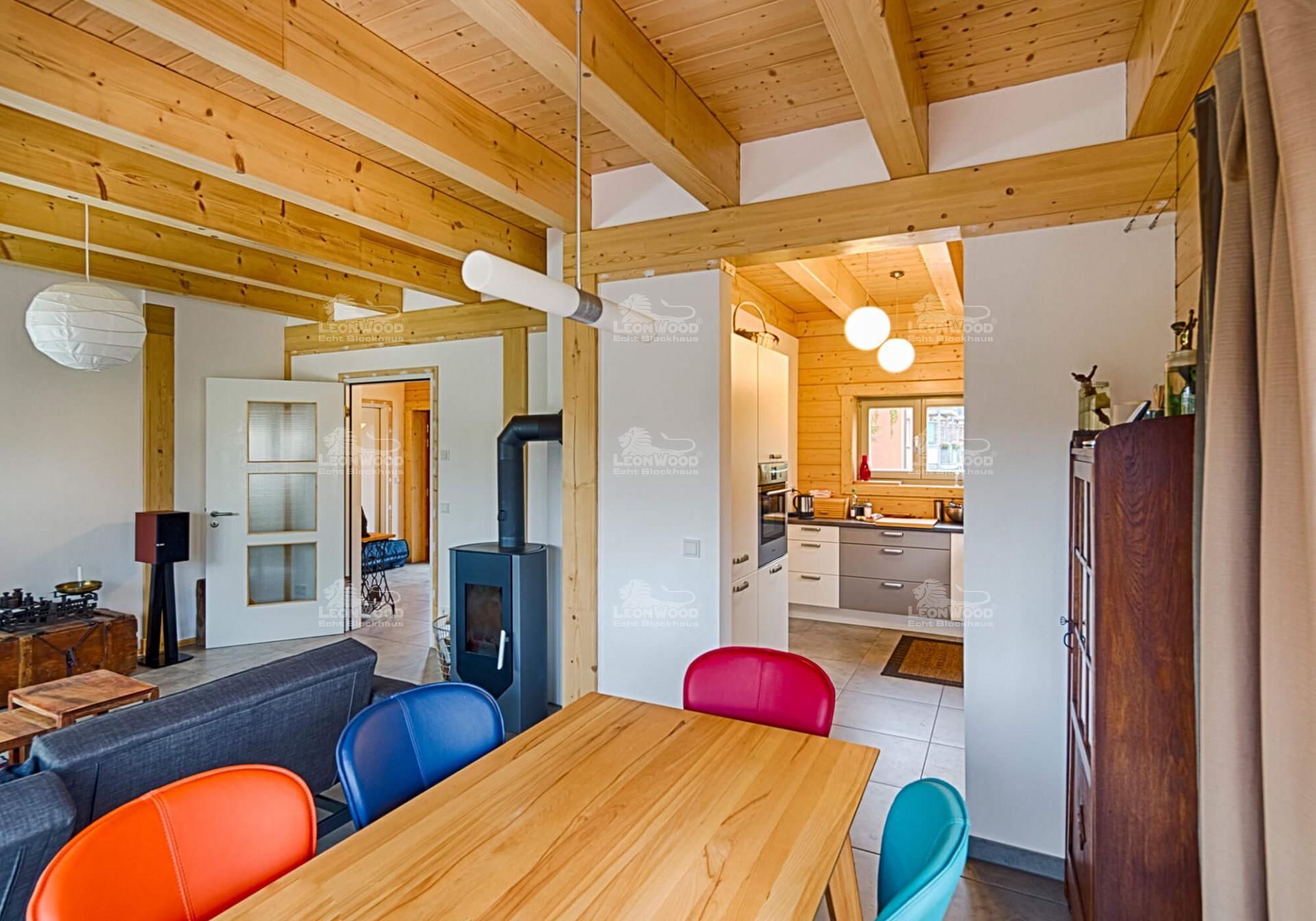 Beste Küche Design Ideen Für Blockhäuser Bilder - Küche Set Ideen ...