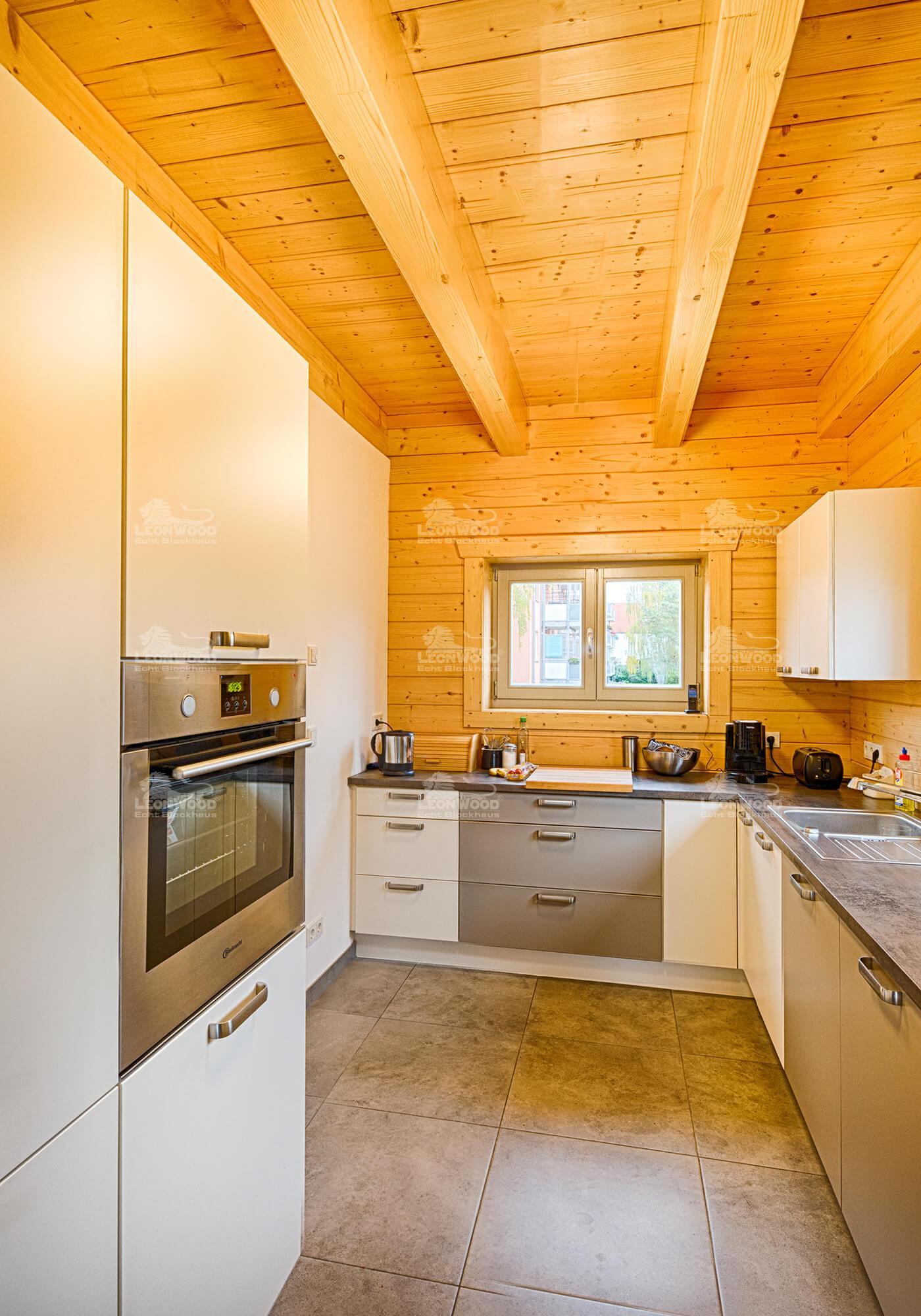 Fein Blockhaus Innenarchitektur Küche Ideen - Ideen Für Die Küche ...
