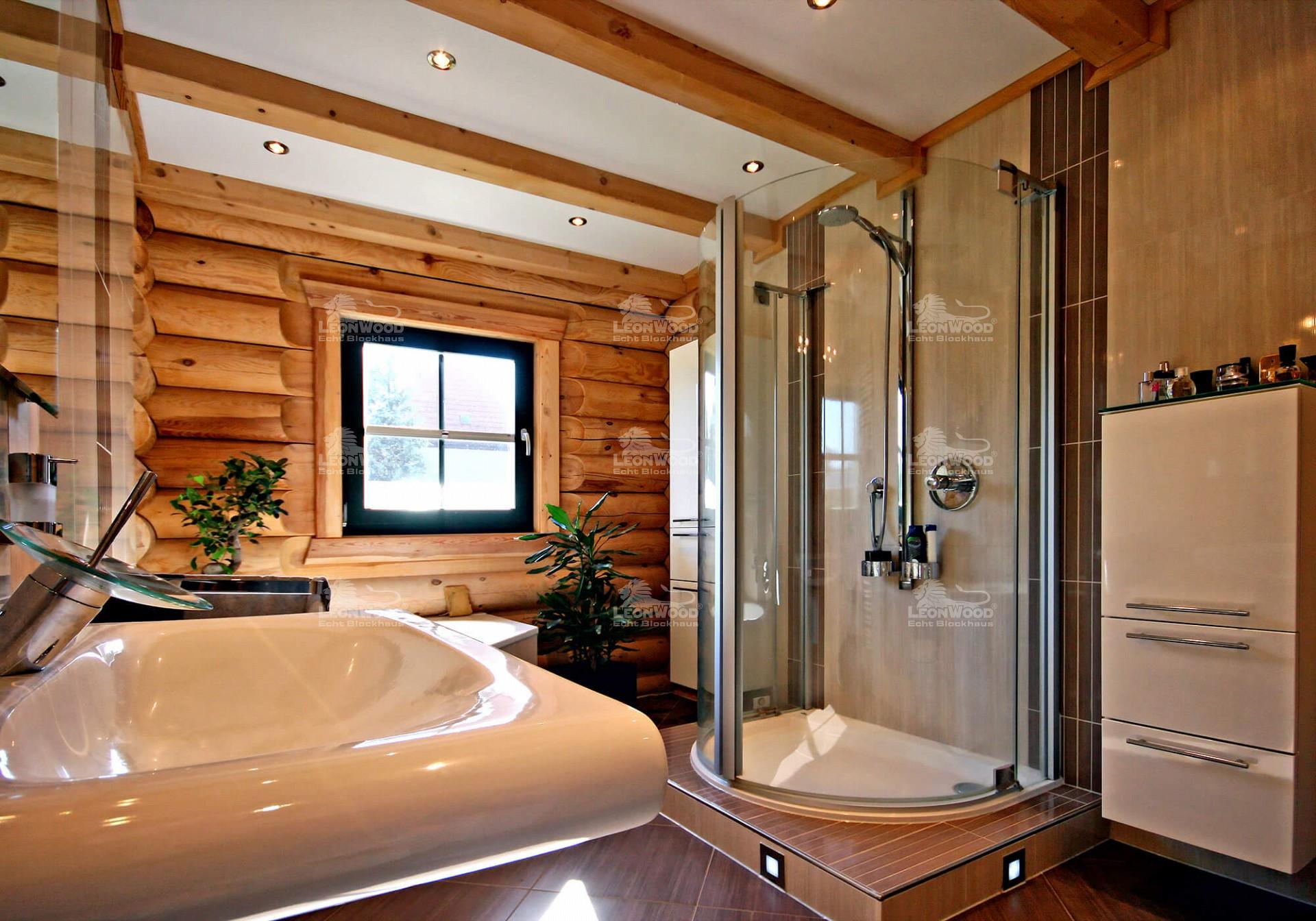 detailseite blockhaus l onwood. Black Bedroom Furniture Sets. Home Design Ideas